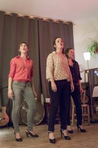 Concert en appartement